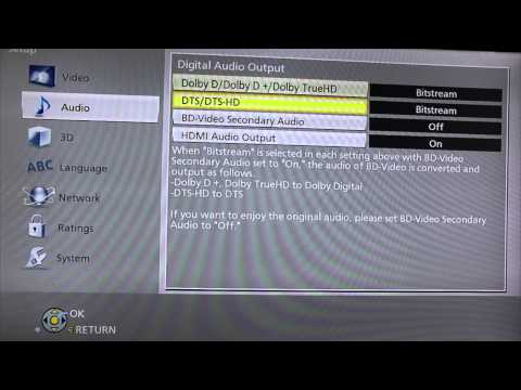 HOW TO OPERATE PANASONIC HOME THEATER SYSTEM