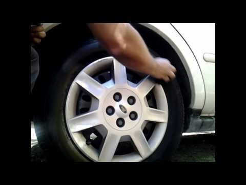 How to Shine Your Tires With Olive Oil - AWESOME!