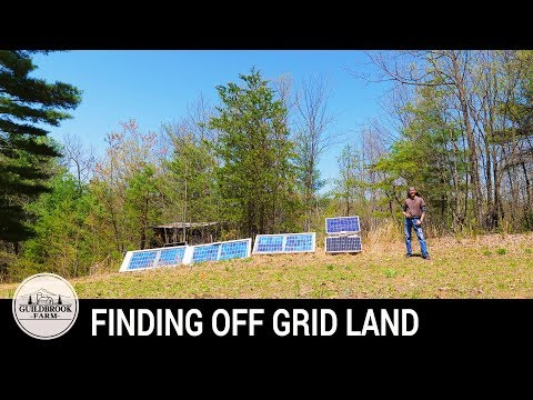 How We Found Our Off Grid Homestead Property