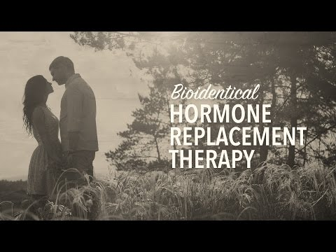 Bioidentical Hormone Replacement Therapy - Tulsa