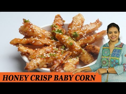 HONEY CRISP BABY CORN