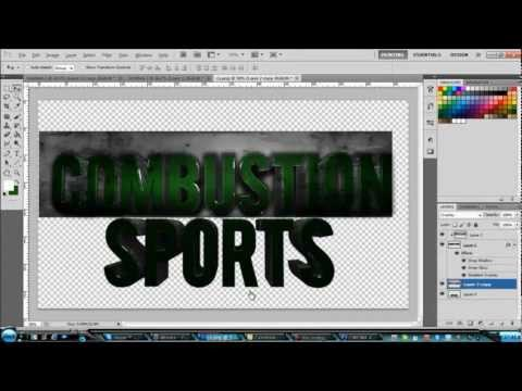 Speed Art | combustionSPORTS Outro | By HaZe