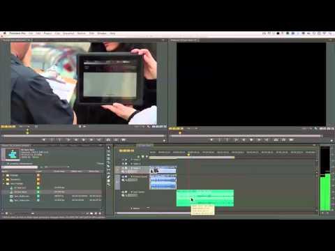 Merge Clips Workflow in Adobe Premiere Pro