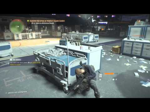 Tom Clancy's The Division Ps4 Beta