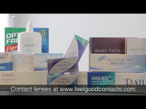 Contact Lenses UK - Feel Good Contact Lenses