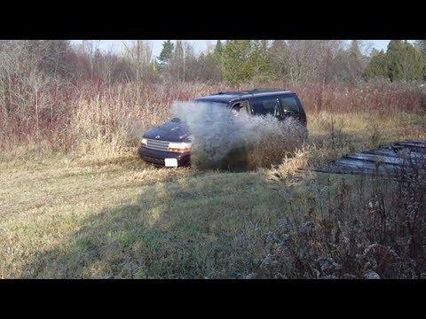 95 Dodge Caravan new field car, start and drive