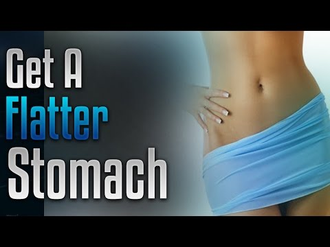🎧 Get a Flatter Stomach - How to lose weight | Help Tone Up Those Abs | Healthy weight loss