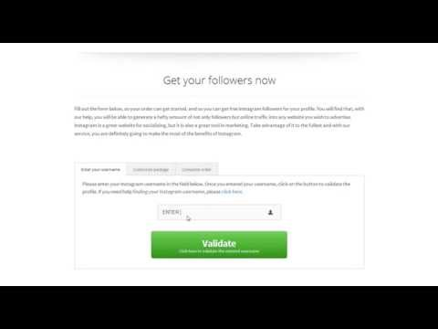 How to get FREE instagram followers fast!