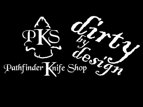 Pathfinder Knife Shop BOLD NEW LOOK