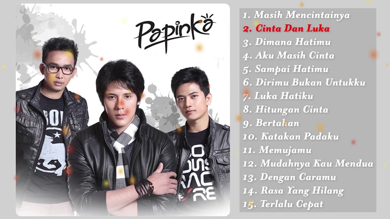 Download 15 Lagu Terbaik PAPINKA 💙 [ FULL ALBUM ] Lagu Galau Indonesia Terbaru 2019 Terpopuler Saat Ini MP3 Gratis