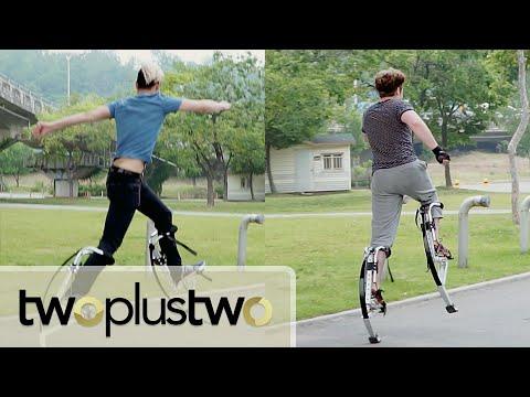 The Greatest Impulse Buy Ever. Kangaroo Stilts Challenge.