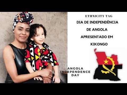 ANGOLA/Ethnicity tag + Dia da Independência de Angola