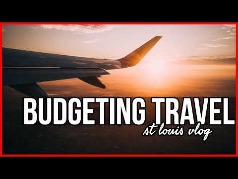HOW I BUDGET TRAVEL - St. Louis City Tour - How To Afford Traveling