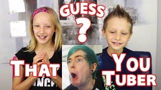 Guess That YouTuber / KarinaOMG / RonaldOMG