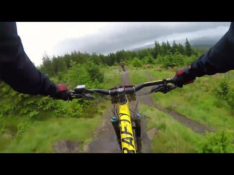 e-bikes rule - glentress - mtb  - scotland