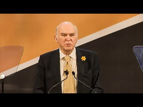 Brexit voters are nostalgic for a time when 'faces were white' says Vince Cable