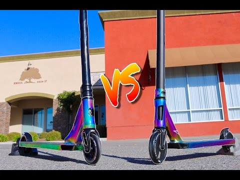 ENVY SCOOTERS 2017 KOS HEIST VS LUCKY SCOOTER COVENANT