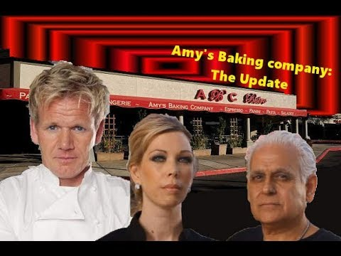 Amy's baking company; The update