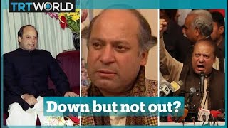 The fall, rise and fall of Nawaz Sharif