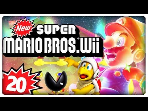 NEW SUPER MARIO BROS. Wii Part 20: World 9-7 mega easy?!