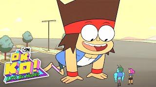 OK K.O.! Let's Be Heroes | Meet K.O.! | Cartoon Network