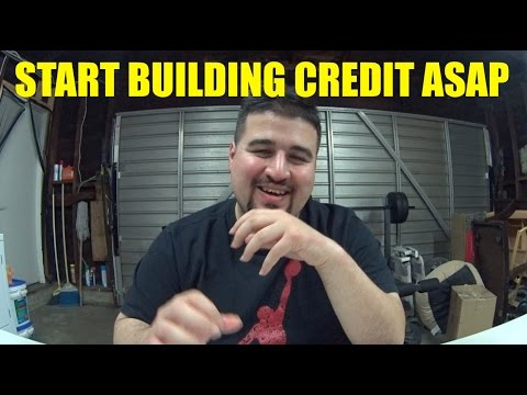 How to Build Credit As An Entrepreneur in College - Entrepreneur Money and Finance #1
