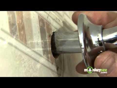 Shower Faucet Replacement - Removing the Old Shower Head and Trim