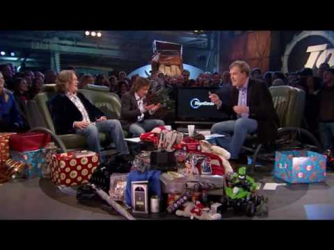 Top Gear | Look At Christmas Presents With A Motoring Theme Pro... Thing  (2009)