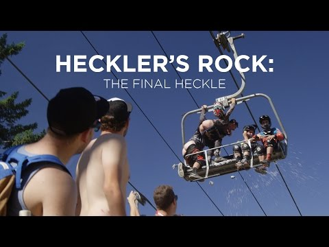 Heckler's Rock: The Final Heckle
