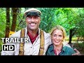 JUNGLE CRUISE Official Trailer 2020 Dwayne Johnson Emily Blunt Movie HD