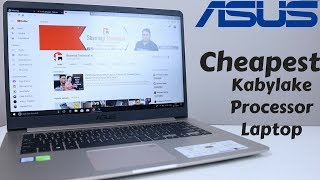 Asus Vivobook S15 | Amazing Kabylake Powered Laptop | Full Review
