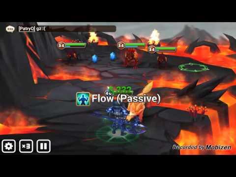 Summoners War Sky Arena PL: Water Dragon Knight (Chow) Recenzja