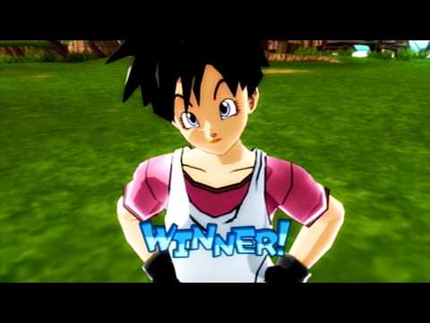 Dragon Ball Z Budokai 3 HD: All Special Post-Battle Quotes