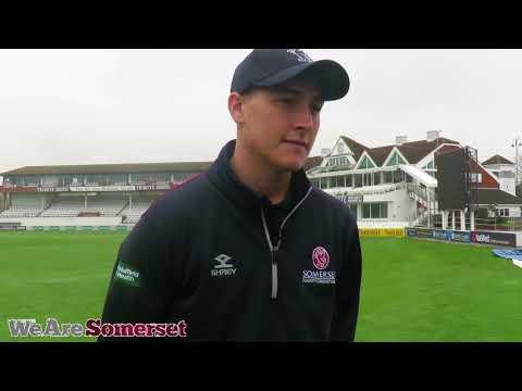 Matt Renshaw: Welcome to Somerset County Cricket Club