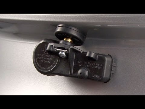 How To Install A Valve Mounted Tire Pressure Monitoring Stem