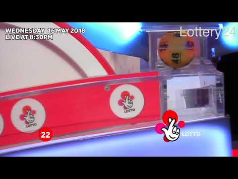 2018 05 16 UK lotto Numbers and draw results