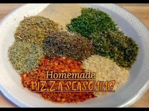 Easy Pizza Seasoning Recipe / SPICE HAUL.. (HOW TO MAKE HOMEMADE PIZZA SEASONING)  Kiwanna's Kitchen