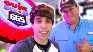 Matt3756 VS Cruzinon22s Arcade Challenge!
