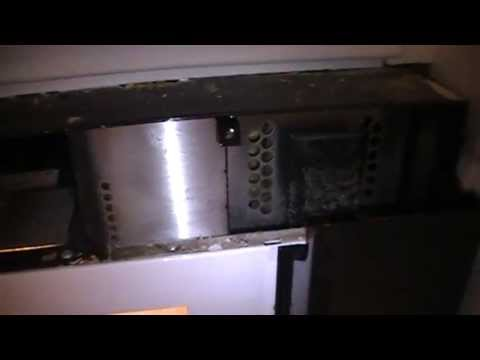 How To Change Replace Fix The Light Bulb Inside a Whirlpool Microwave