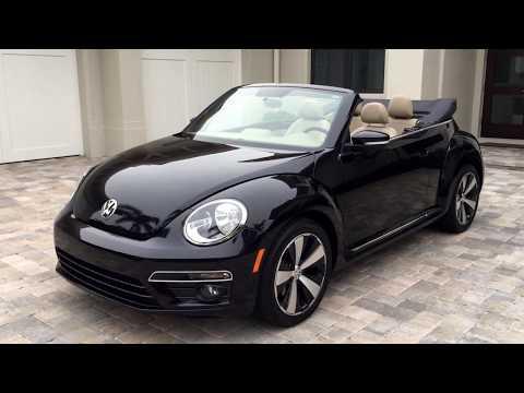 2013 Volkswagen Beetle Convertible Turbo for sale by Auto Europa Naples MercedesExpert.com