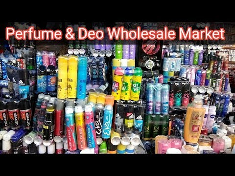 Branded Perfume and Deo Wholesale Market I Best Quality Men's and ladies Perfume Market