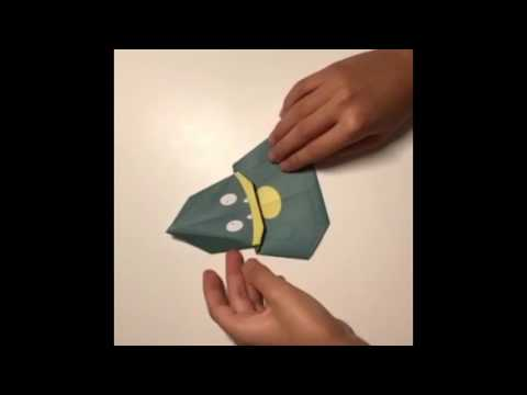 How To Make A Munchlax Origami