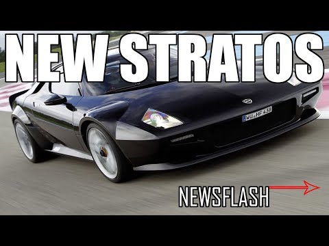 NEWSFLASH EP 6 NEW SUPRA, NEW LANCIA STRATOS & NO MORE FOCUS RS