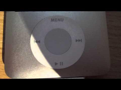 iPod nano hack/disk mode