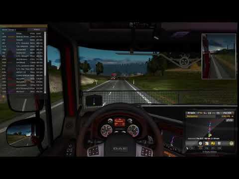 TruckersMP Report: Mizu187