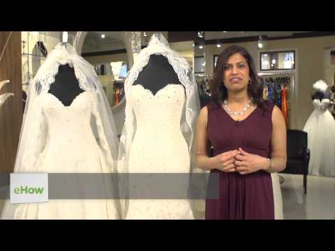 What Kind of Wedding Dress Looks Best With a Cathedral Length Veil? : Wedding Dress Advice