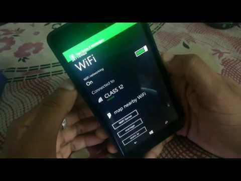 How to Fix WiFi connectivity problem in Lumia