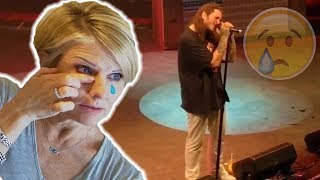 Mom REACTS to Heartbreaking Performance of Post Malone