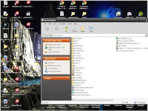 OpenOffice Impress (06): Inserting audio or video files