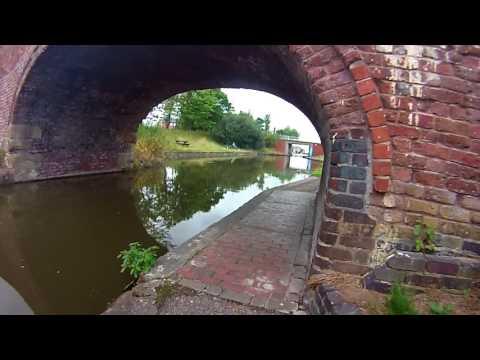 Ellesmere Port Canal July 2017